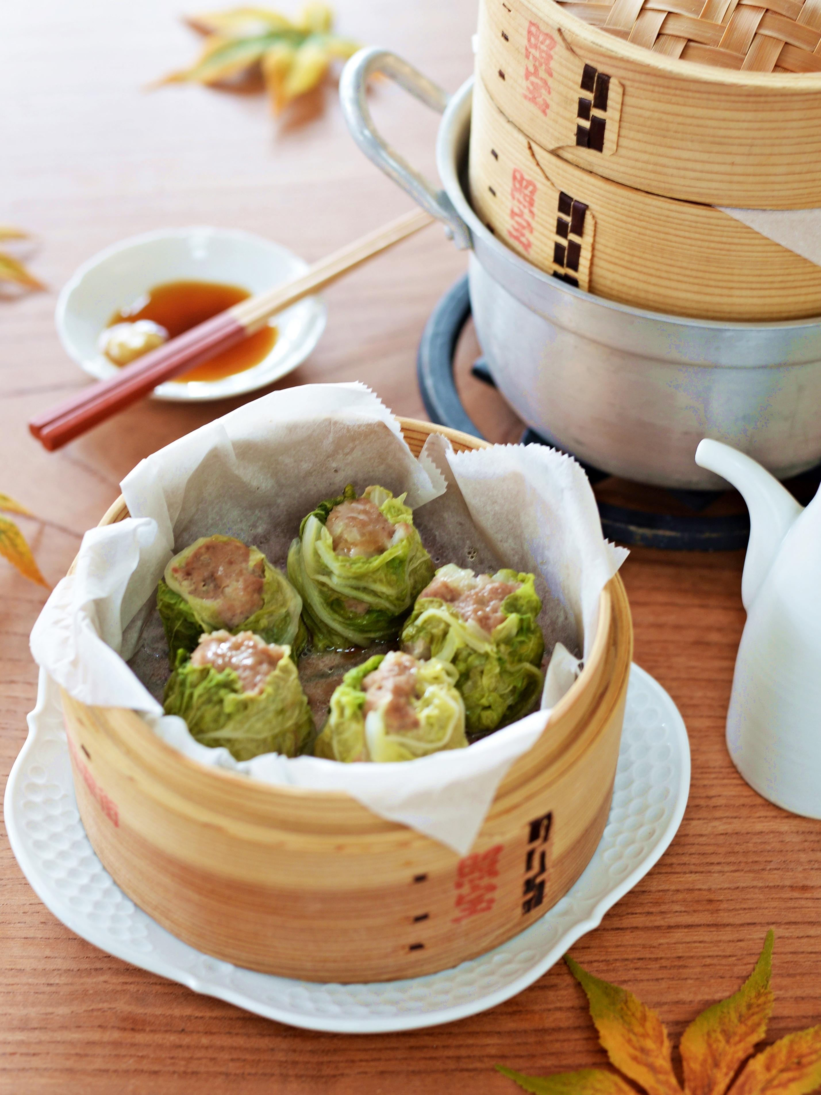 白菜シュウマイ(北島真澄)